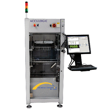 Automated Test Equipment – In-Circuit Test Handler