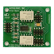 Driver Board (for Boundary Scan TCK lines)