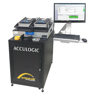 Acculogic Scorpion Briz LTE/LTE-A, Bluetooth, WLAN and GPS Simulator and Analyzer