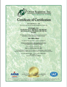 Acculogic-ISO9001-2015-Certificate